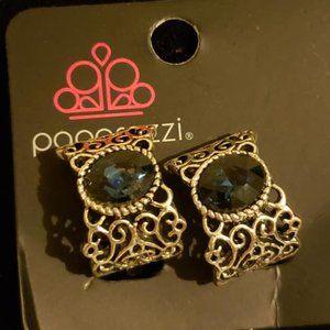 Paparazzi Clip-On Earrings.